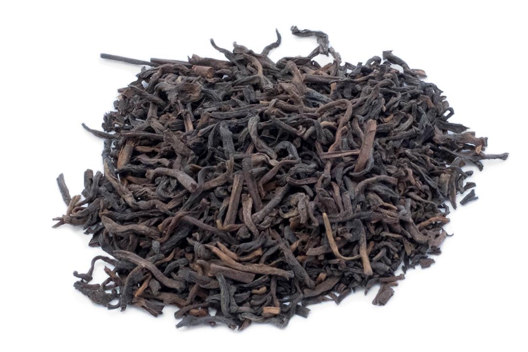 陳年普洱散茶