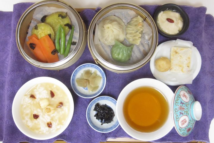 数量限定:中華粥ランチのご紹介(指定日にご提供)